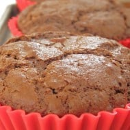 Chocolate Mega or Jumbo Muffins