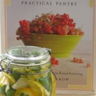 Fennel, Orange, & Olive Pickles and a Giveaway