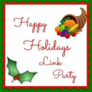 Happy Holidays Link Party Week #1