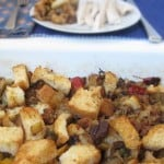 All About Thanksgiving Stuffing