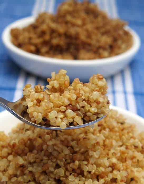 How to make perfect quinoa. | Mother Would Know did the research so you don't have to do anything but read this post.