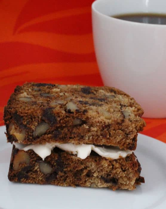 Try this date nut bread for a Mad Men era treat.