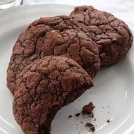 Nutella Espresso Cookies