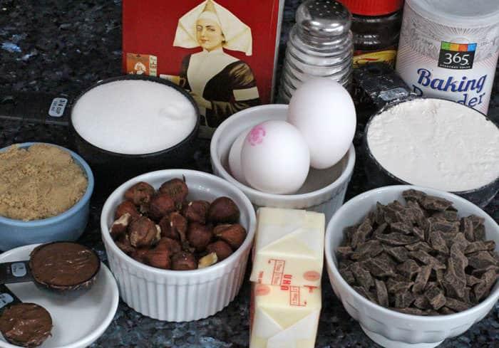 Nutella Espresso Cookies - Hazelnut, Chocolate & Coffee Delights
