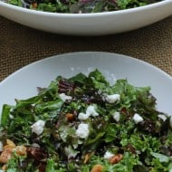 Middle Eastern-Style Kale Salad