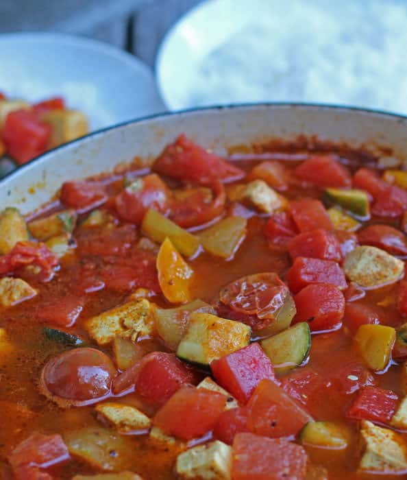 Watermelon curry is a refreshing summer one-dish meal | Mother Would Know