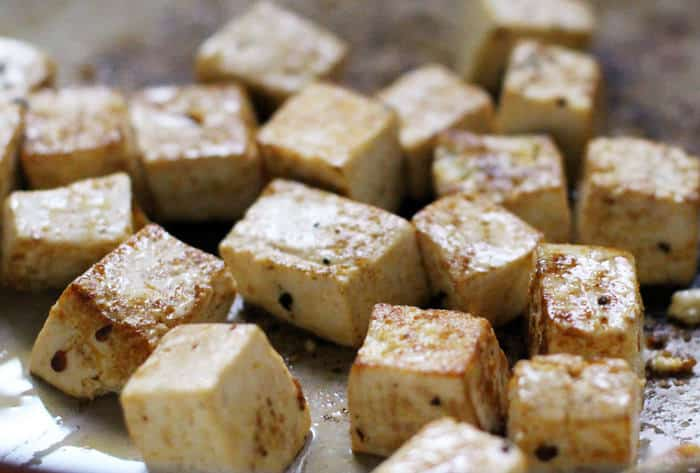 tofu cooking for watermelon curry | Mother Would Know