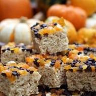 Chocolate Apricot Marshmallow Crunch