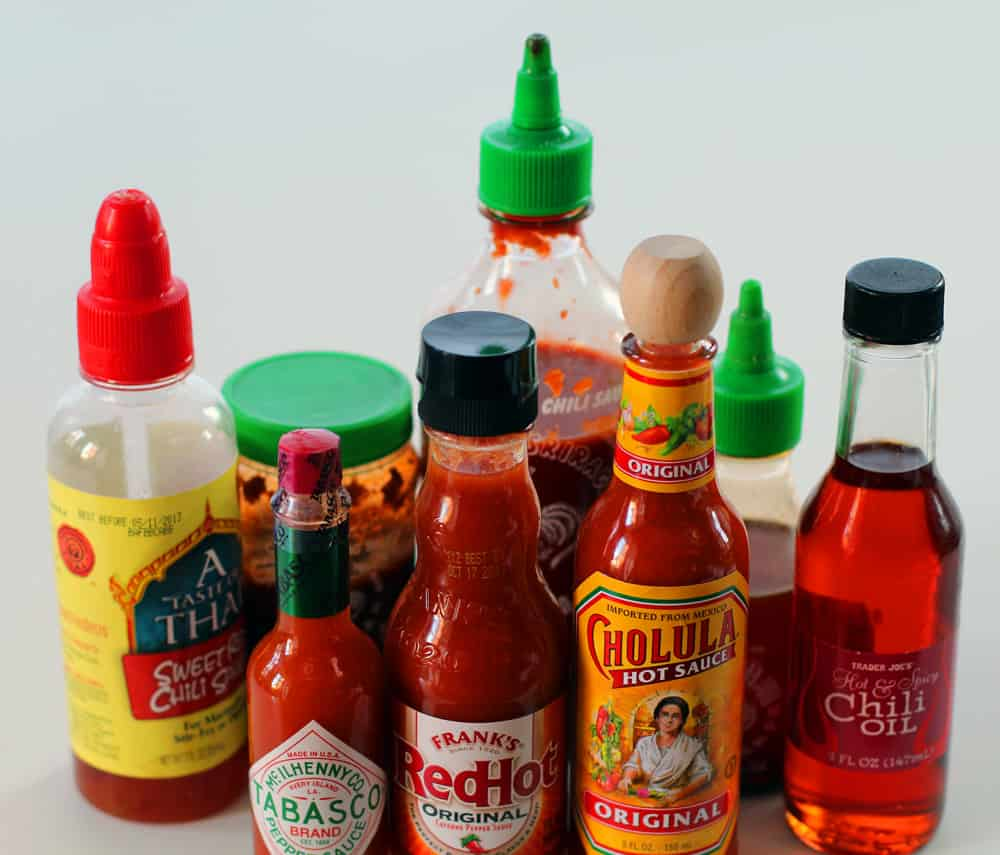 array of hot sauces - should they be refrigerated?