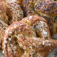 Homemade New York-Style Soft Pretzels