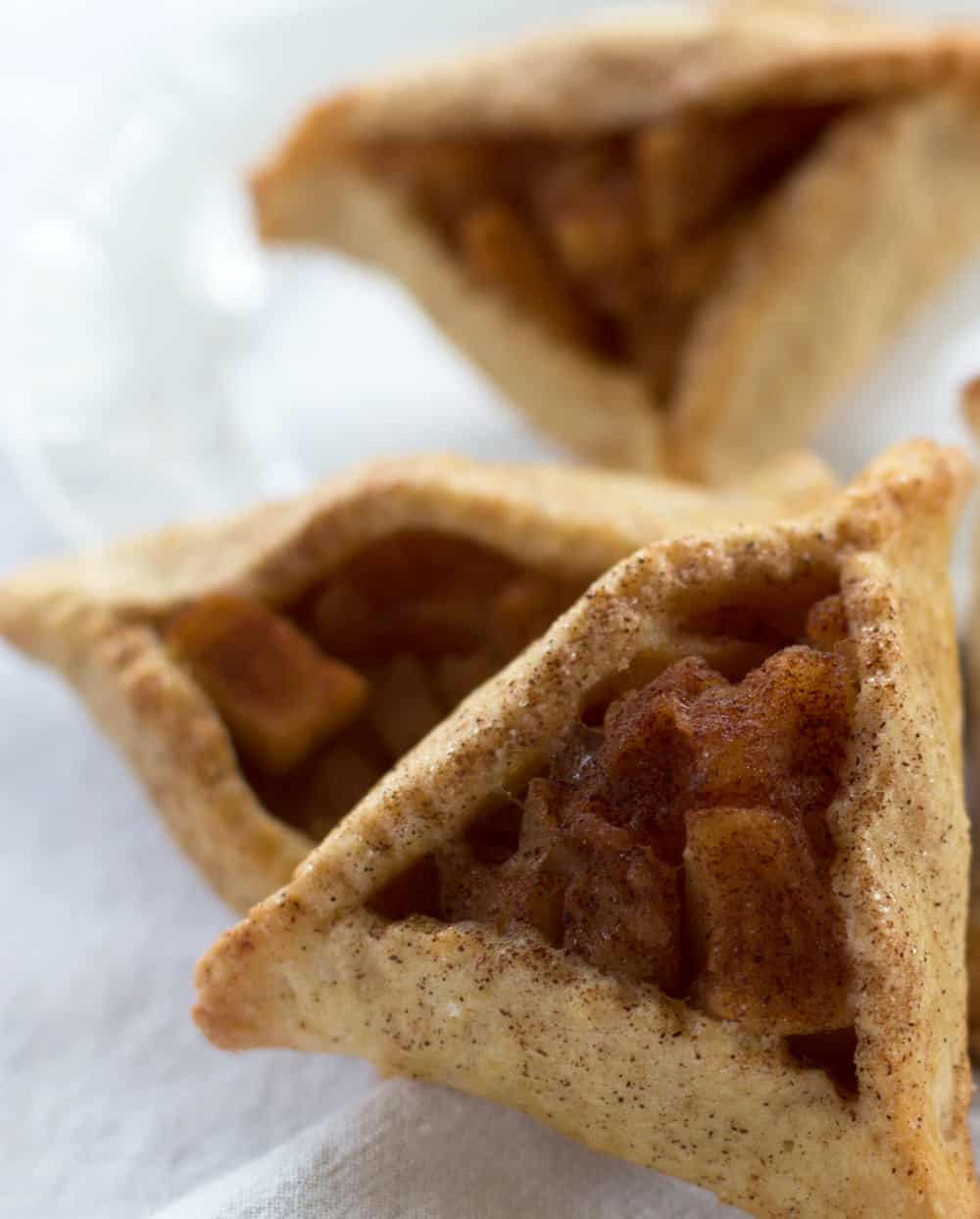 Apple pie hamantaschen, a delectable Purim treat | Mother Would Know