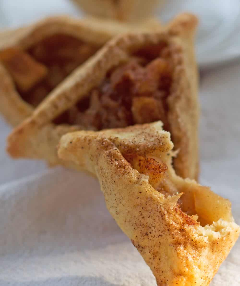 Apple hamantaschen are a delicious twist on the tradition for Purim | Mother Would Know