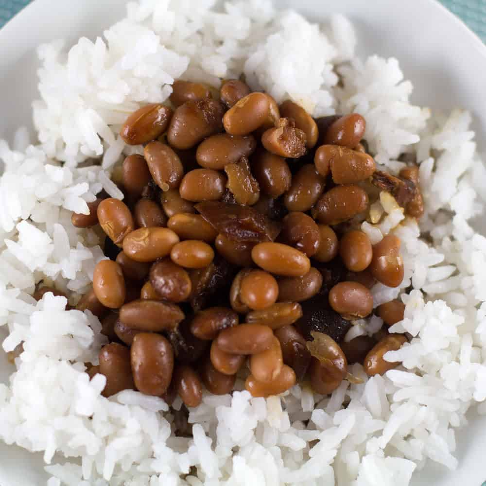 Easy Slow Cooker Jamaican Baked Beans | Mother Would Know
