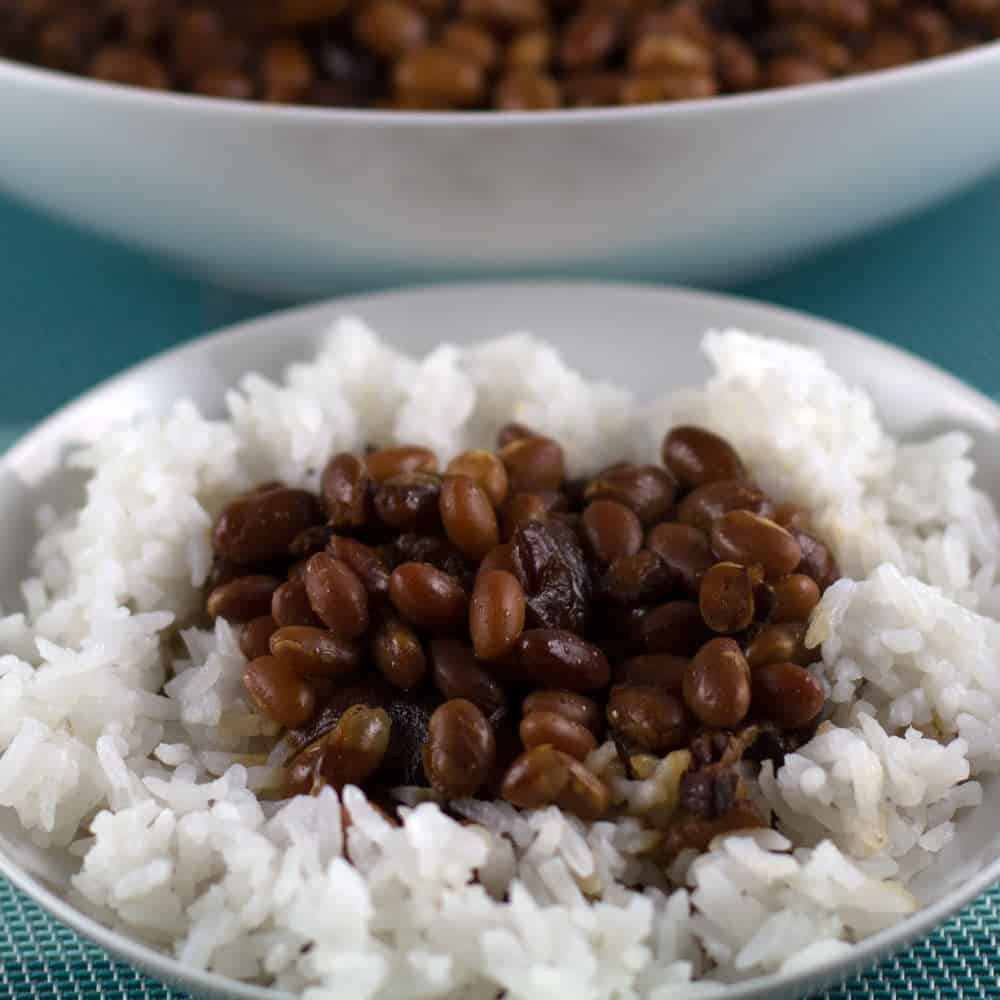 Easy Slow Cooker Jamaican Baked Beans