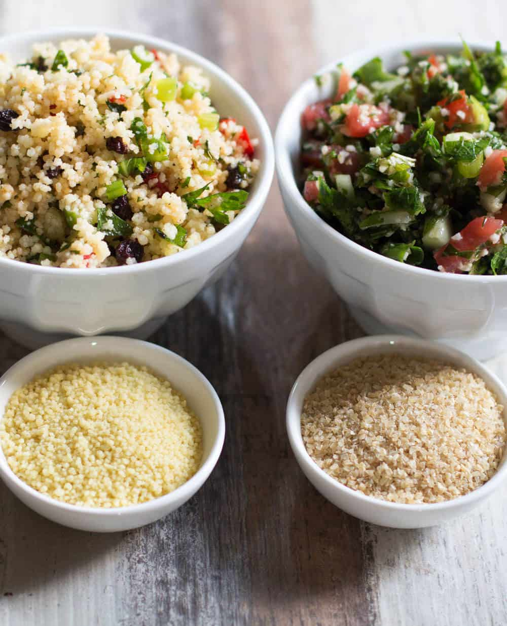 What Is The Difference Between Bulgur And Couscous
