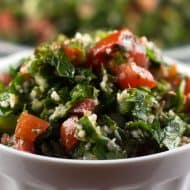 Not Quite Traditional Tabouli