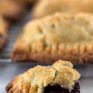 Blueberry Peach Hand Pies
