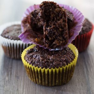 Morning Glory Bran Muffins