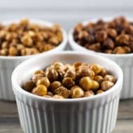 Tasty Oven-Roasted Chickpeas