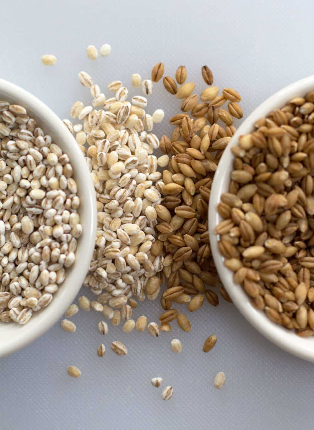 Find out the difference between pearl and hulled barley from Mother Would Know