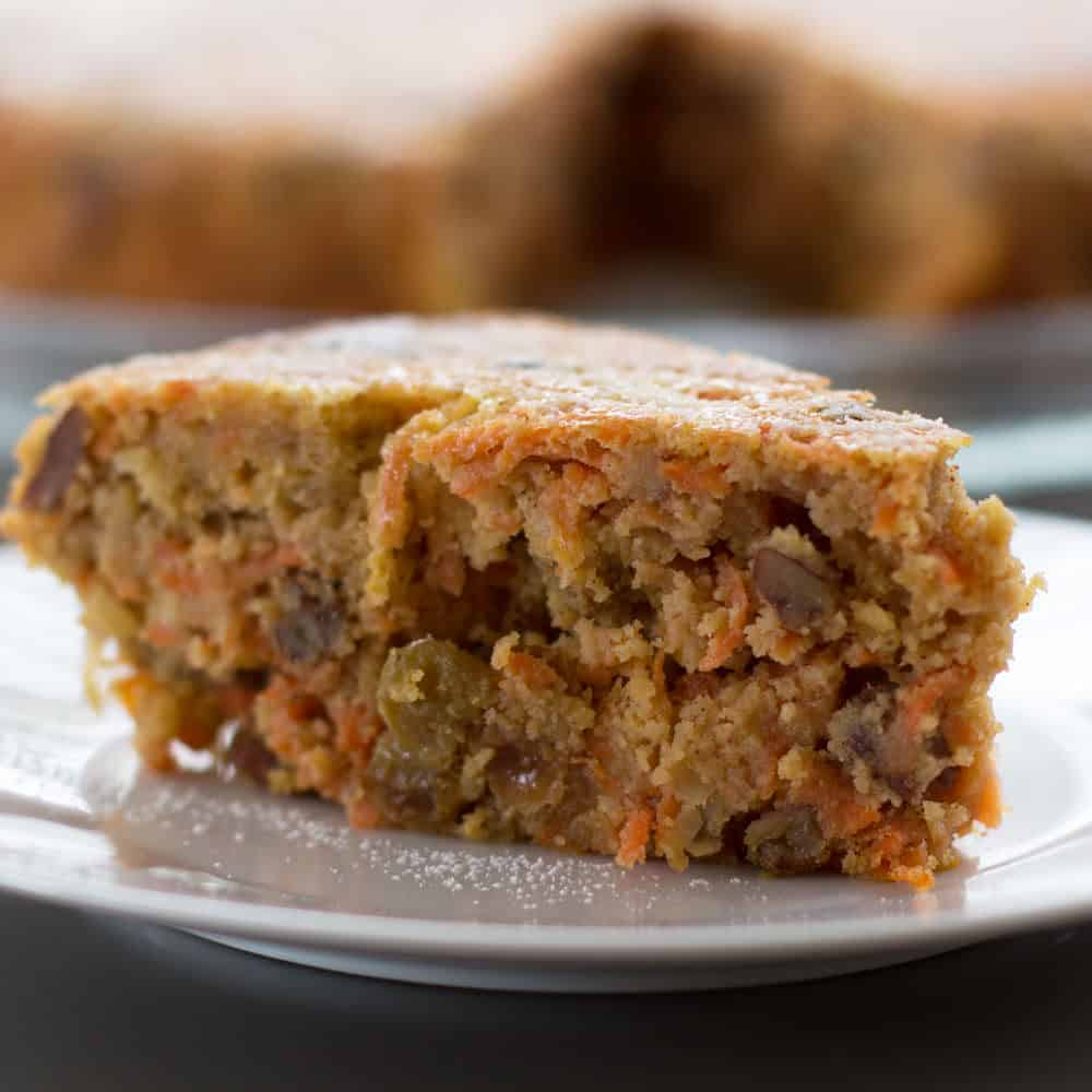 Non-Traditional Passover Carrot Cake, a not-too-sweet dessert for the ending of the seder meal (or any time) | Mother Would Know