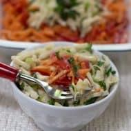 Celery Root Carrot Apple Salad