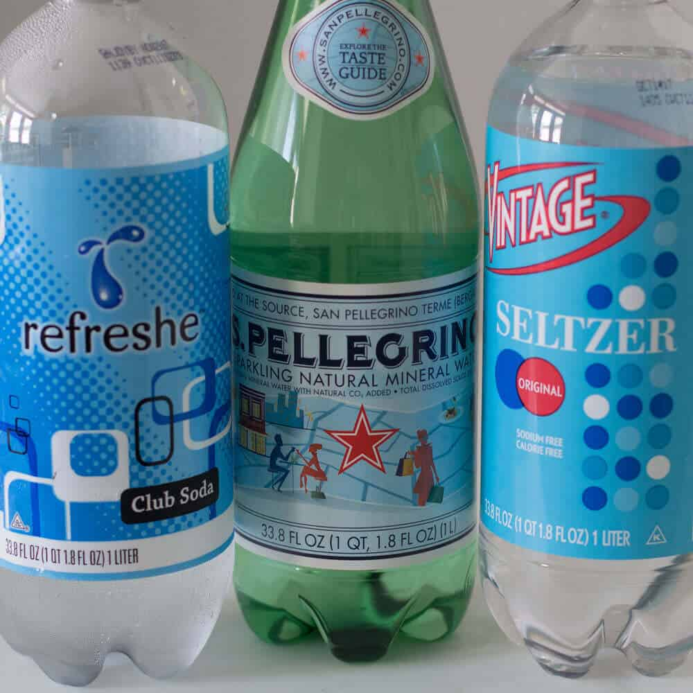 Club soda, seltzer, mineral water - what are the differences? | Mother Would Know