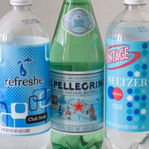Club Soda, Seltzer, Mineral Water – What's the Difference?