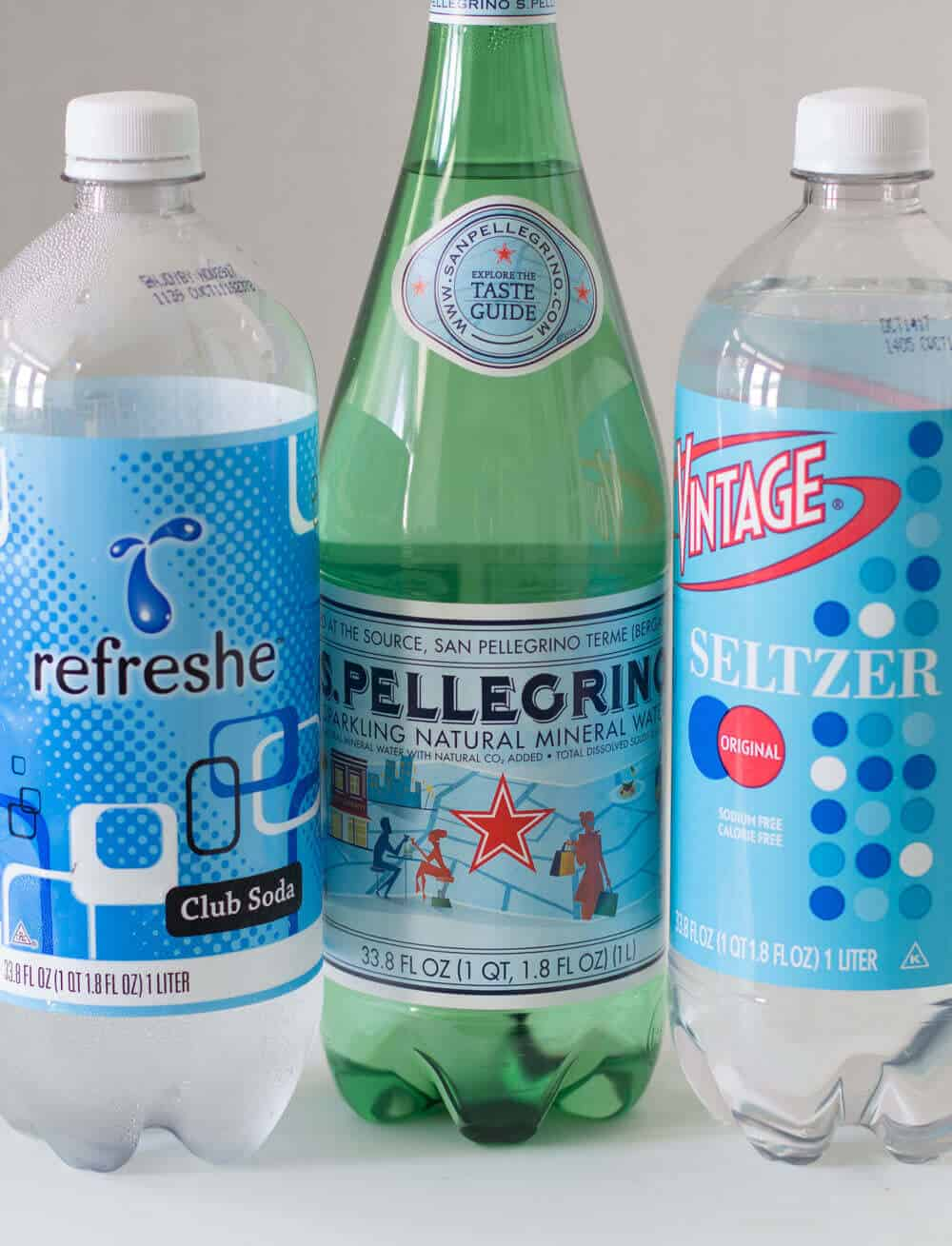 Club soda, seltzer, mineral water - What's the difference? | Mother Would Know