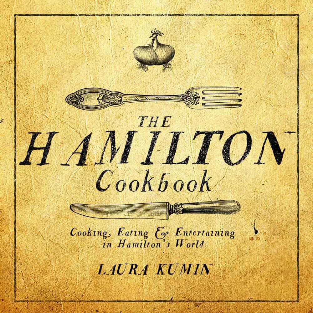 Cover of The Hamilton Cookbook
