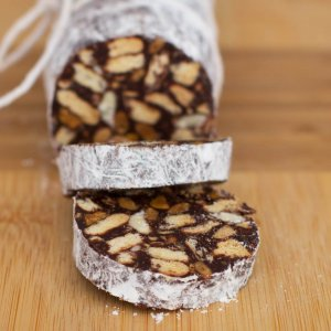 How to Make Chocolate Salami