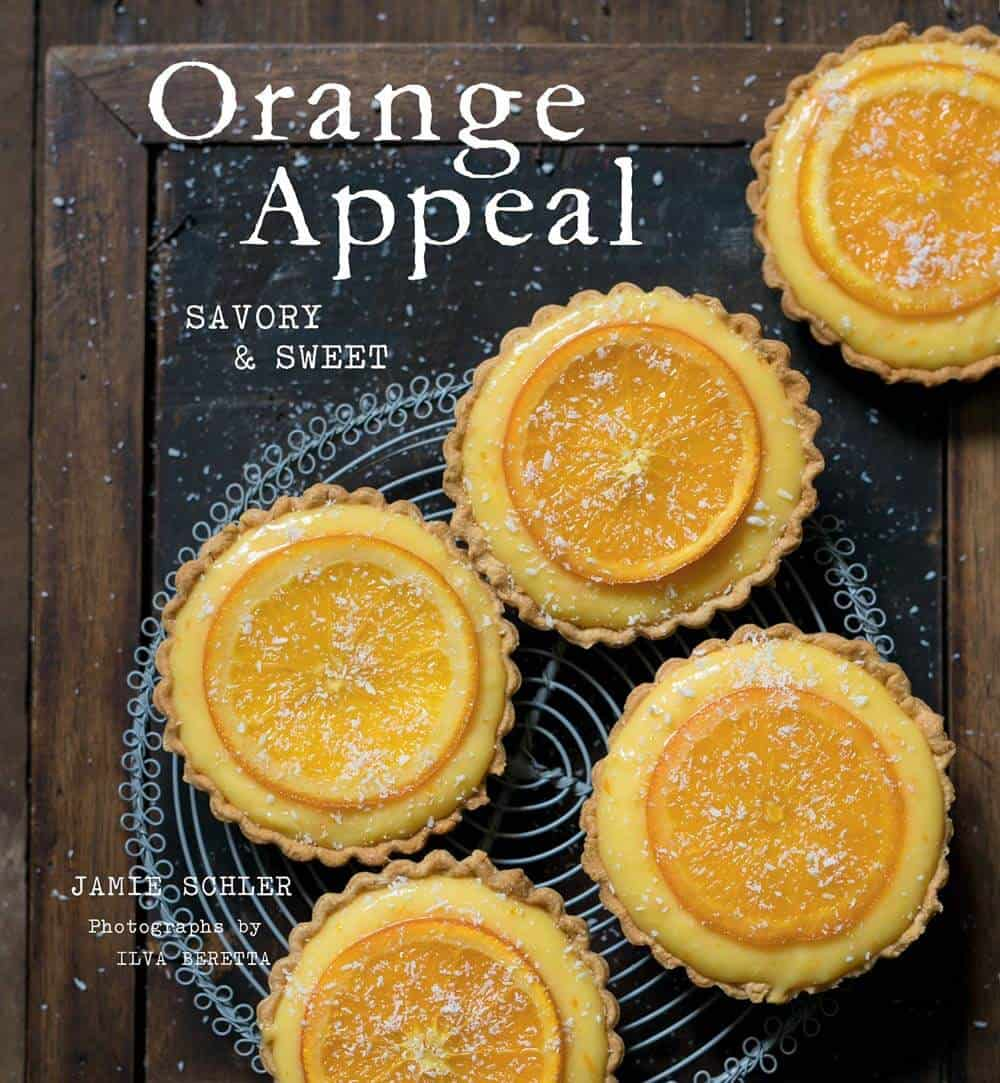 Cover of Orange Appeal by jamie Schler