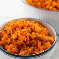 Josh Wiener's Moroccan Carrot Salad with Mint and Spices