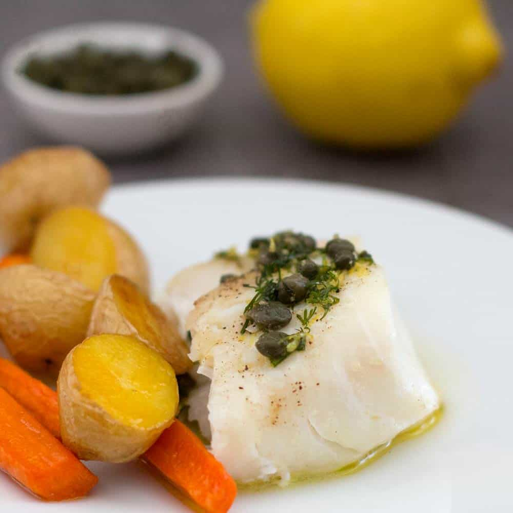 Fish with lemon caper sauce mother would know for Lemon butter caper sauce for fish