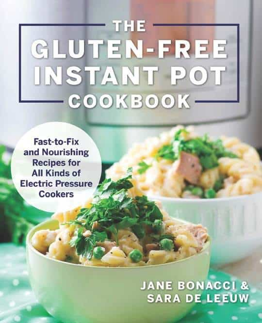 Cover of the Gluten-Free Instant Pot Cookbook