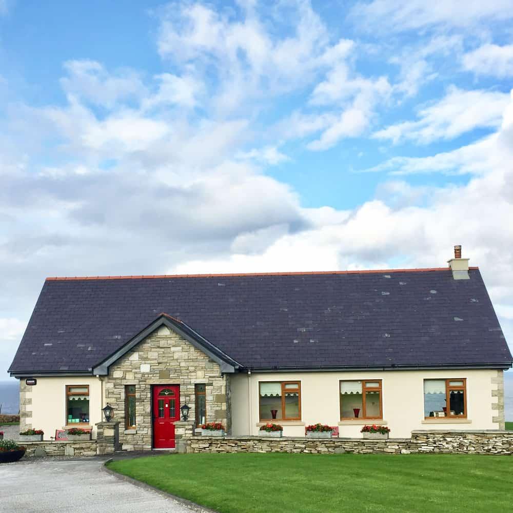 Creevagh Heights B&B in County Mayo Ireland