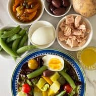 Instant Pot Salad Nicoise – Classic Salad Updated