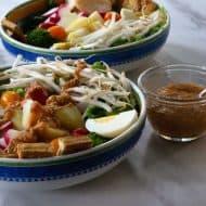 Peanut Curry Sauce for Gado Gado and Satay