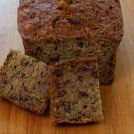 Healthy-ish Zucchini Bread